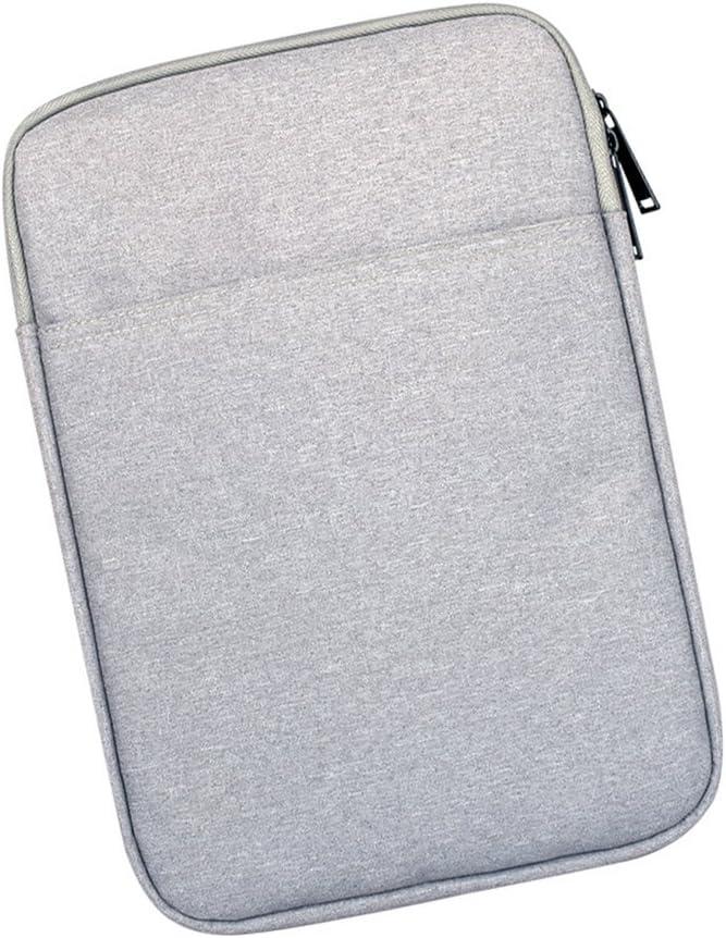 Grey LEDMOMO Laptop Sleeve Case Cover Bag for 10 inch Laptop Ultrabook Notebook Sleeve