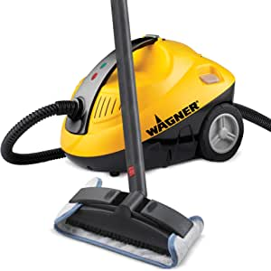Wagner Spraytech Wagner 0282014 915 On-demand, 120 Volts Steam Cleaner, Yellow