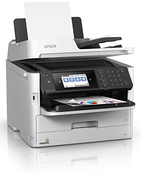Epson Workforce Pro WF-C5790 DWF Inyección de Tinta 34 ppm ...