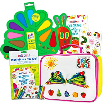 Amazon.com: Eric Carle The Very Hungry Caterpillar Lunch Bag ...