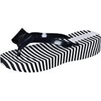 KAWTRA Women's Rubber Fashion Slippers and Flip Flops