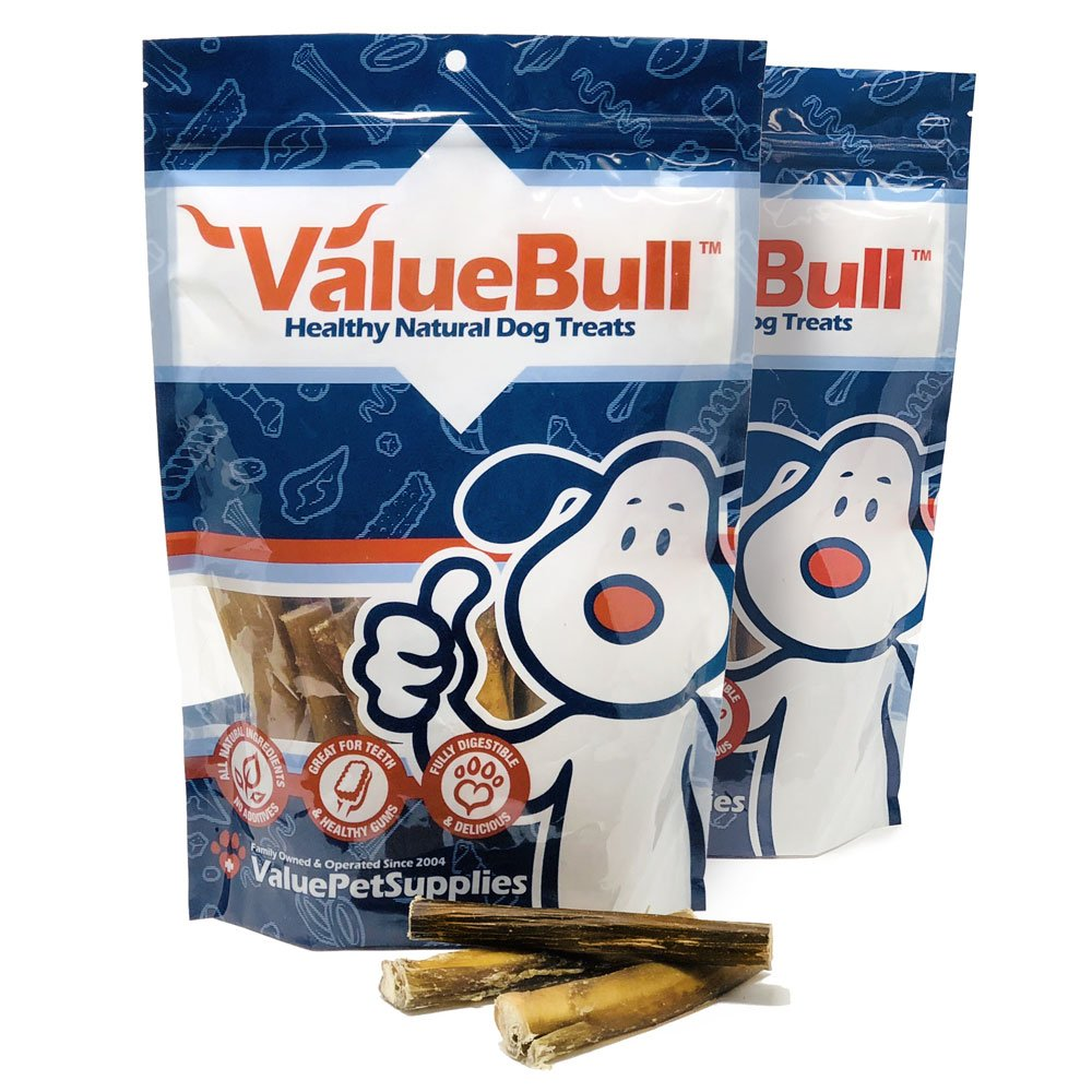 ValueBull 100 All Natural 5 inch Jumbo Bully Sticks by ValueBull