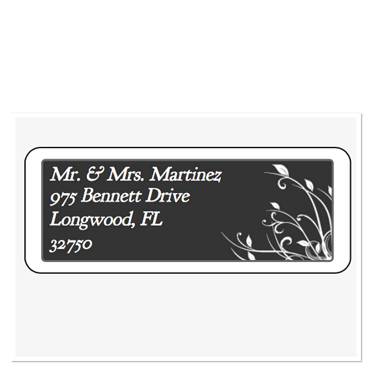 Amazon com personalized address labels farmhouse wedding set of 30