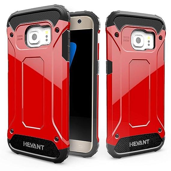 red galaxy s6 case