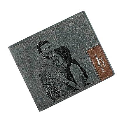 Billetera Personalizada para Los Hombres, Carteras de Fotos ...