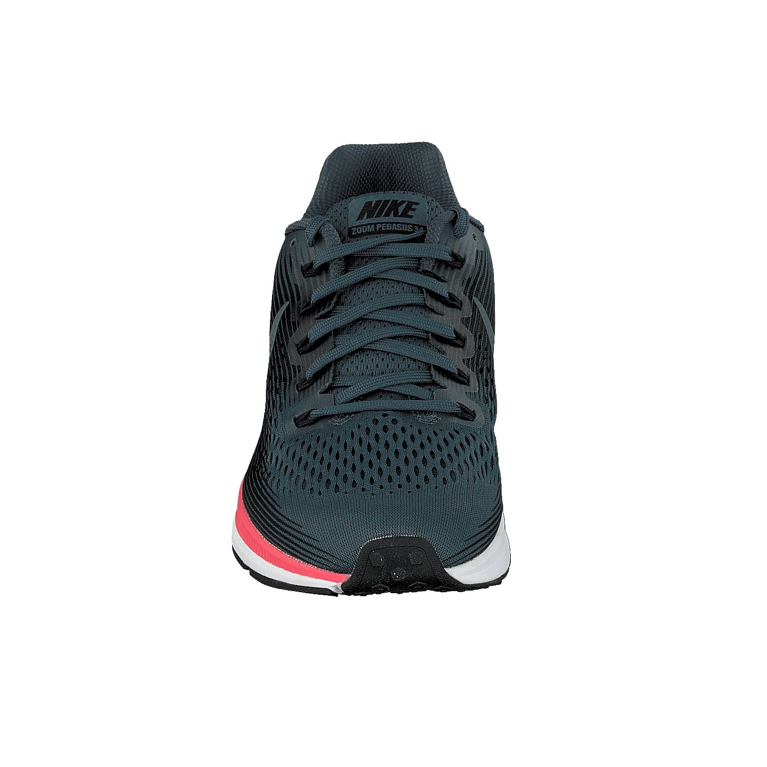 competitive price e3fa8 c9d2f Amazon.com   Nike Men s Air Zoom Pegasus 34, Blue Fox Black-Bright Crimson,  10 M US   Road Running