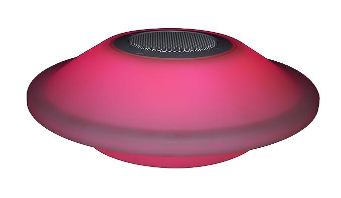 Rgb piscina illuminazione stagno lampada wireless bluetooth