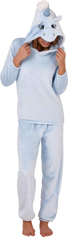 TALLA 40-42. Dannii Matthews - Pantalón de Pijama - Mujer