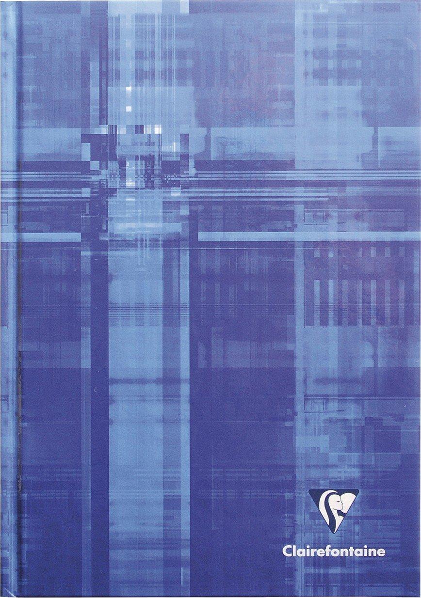 Clairefontaine A5a righe con copertina rigida 95Fogli, colore: grigio scuro 695165C