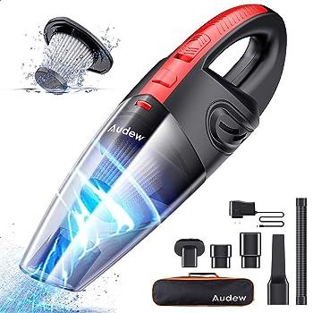 Audew Portable Handheld Cordless Vacuum Cleaner