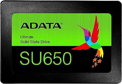 ADATA ASU650SS-120GT-R Disco Duro sólido, 2.5