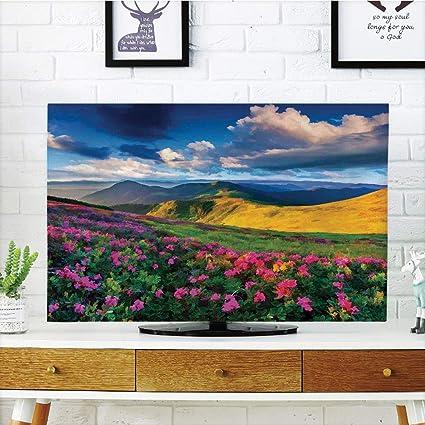 Amazon.com  SINOVAL LCD Chic TV dust Cover Strong Durability 1fc00926b4b