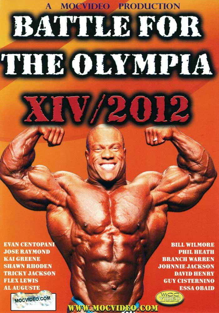 Amazon. Com: battle for the olympia 2012: bodybuilding [dvd.
