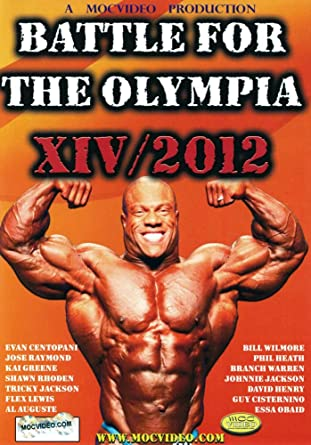 Amazon. Com: battle for the olympia 2012: bodybuilding competition.