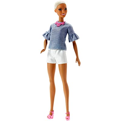 Barbie Fashionistas Doll Chic in Chambray: Toys & Games [5Bkhe1200016]