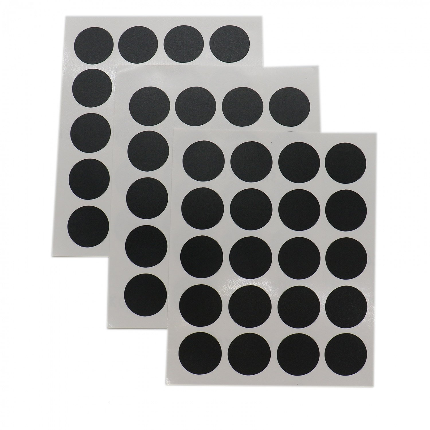 Buorsa 200 Pcs/10 Sheet Premium Reusable Chalkboard Stickers Heavy Duty Chalkboard Labels For Spice Jars And Organizing