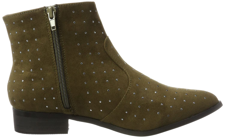 Dark EU Vmamie Boot Moda Vero Olive Femme Bottes 39 Vert 5gYzxUqwnR