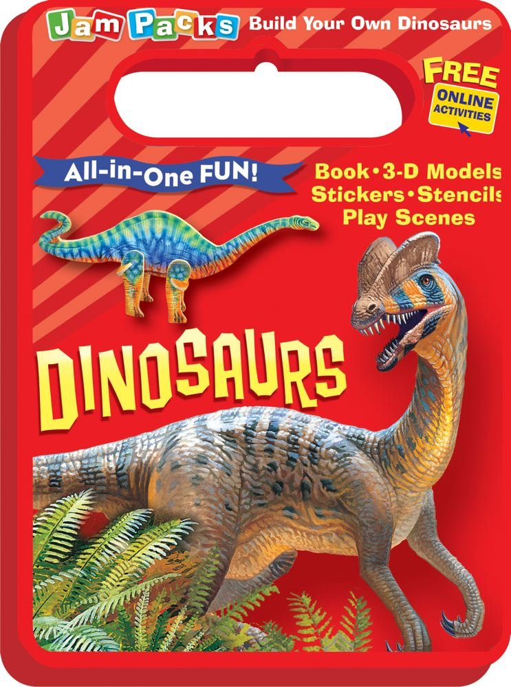Dinosaurs: Book and 3-D Models to Build RDCP Pack Dinosaur: Amazon.es: Readers Digest: Libros en idiomas extranjeros