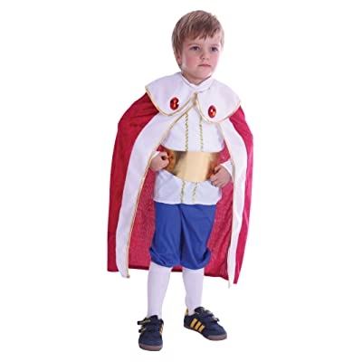 Bristol Novelty CC046 King Toddler Costume, X-Small: Toys & Games