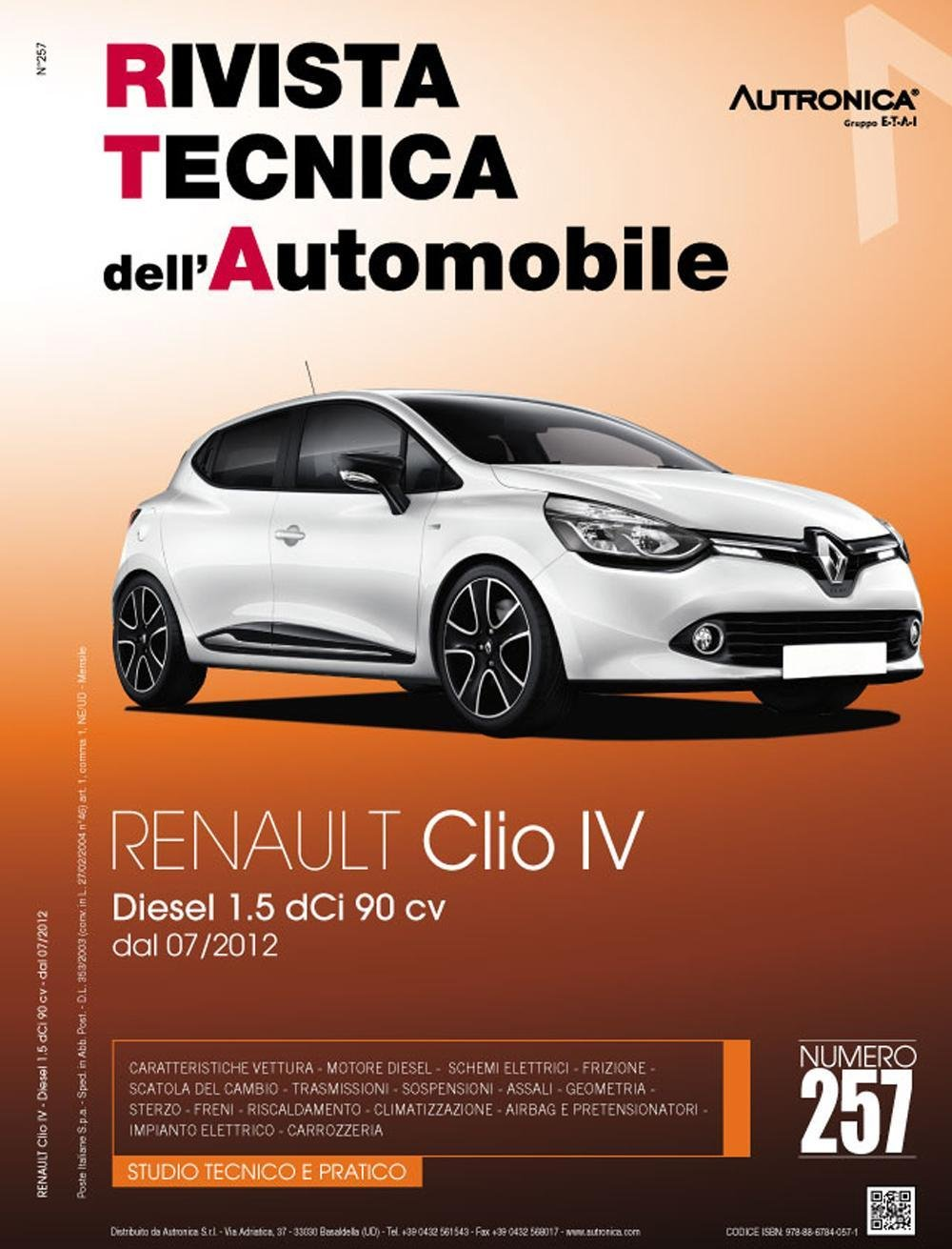 Schemi Elettrici Renault : Amazon.it: renault clio iv. diesel 1.5 dci 90 cv libri