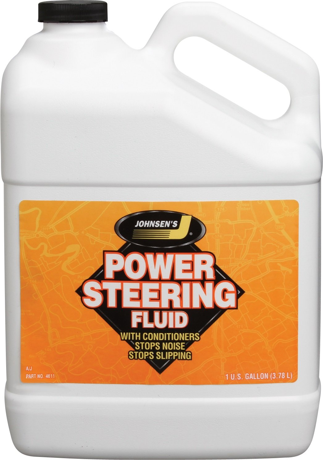 Johnsen's 4611 Power Steering Fluid - 1 Gallon by Johnsen's