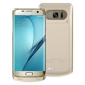 alclap Galaxy S7 Edge batería móvil de External Battery Case ...