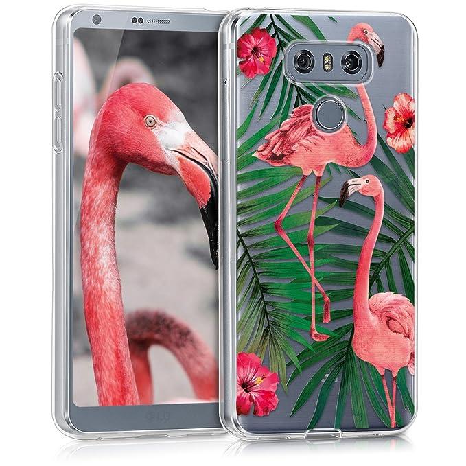 44 opinioni per kwmobile LG G6 Cover- Custodia in Silicone TPU per LG G6- Backcover Cellulare