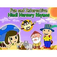 Fun and Interactive Hindi Nursery Rhymes