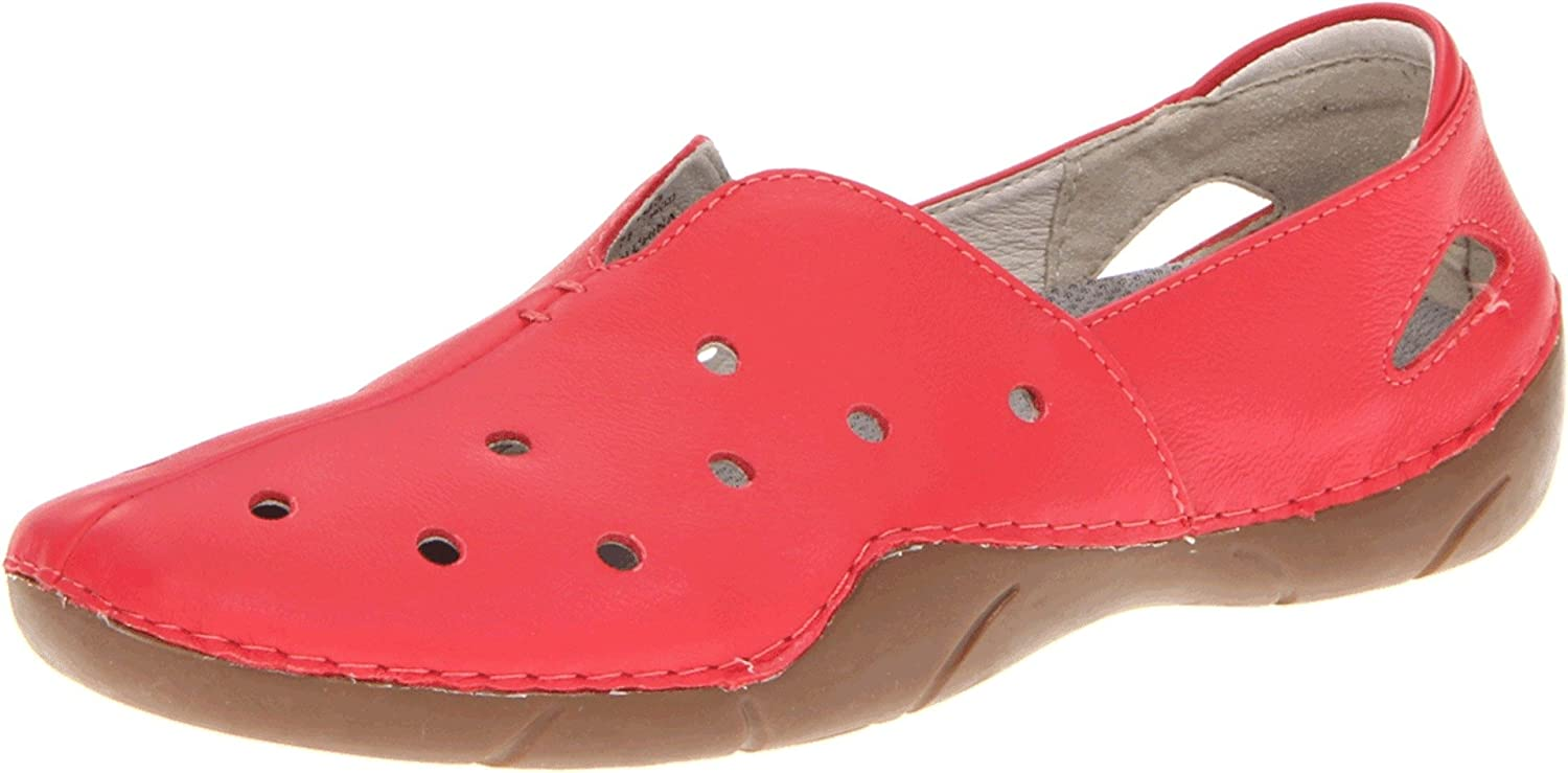 Propet Women's Robin Shoe B008K84UY6 7 2E US|Red