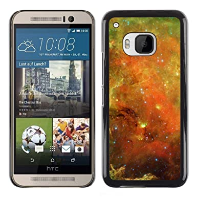 The Escentric Space   Aluminum Metalu0026Hard Plastic Back Case Cover   Black    HTC One M9