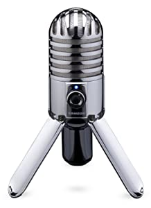 Samson Meteor USB Microphone – Good microphone for youtube
