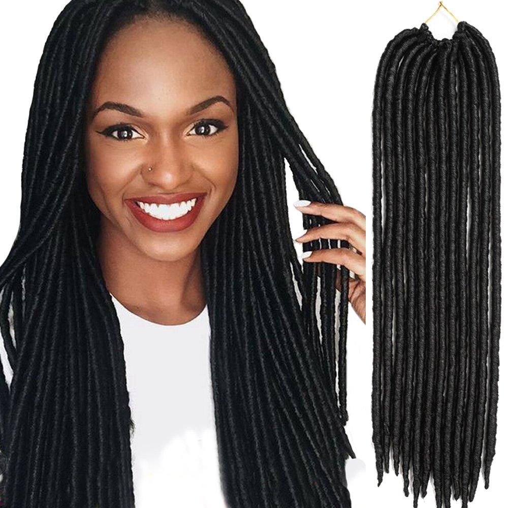 amazoncom mirras mirror faux locs crochet hair 100