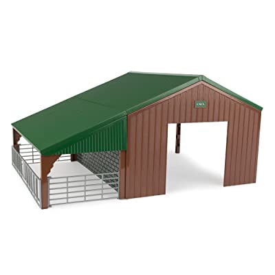 ERTL 1: 32 Scale Dual Purpose Building: Toys & Games