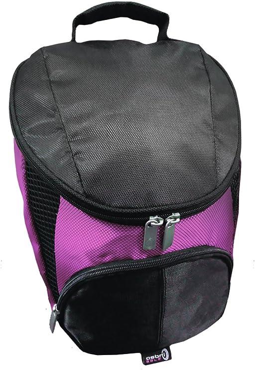 Ladies Pink Golf Shoe Bag with Free