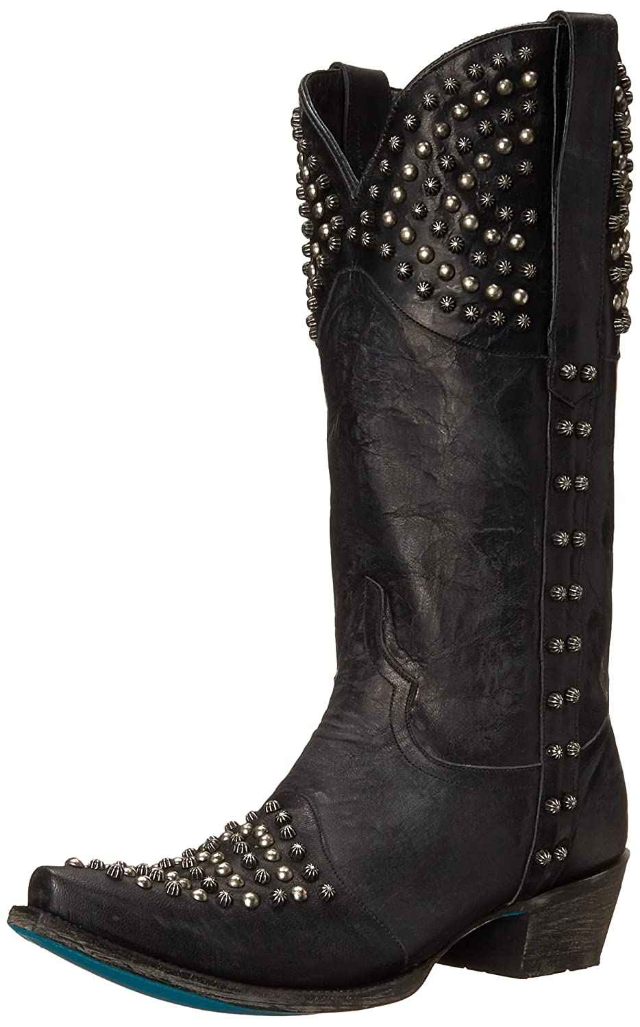 Lane Boots Women's Rock On Western Boot B00KWI552S 10.5 B(M) US|Black