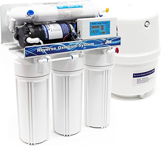 Naturewater NW-RO50-D1 Equipo osmosis inversa (RO) 190l/día ...