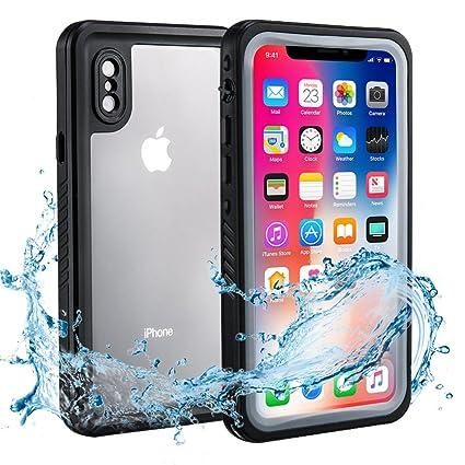 Amazon iPhone X Waterproof Case Shockproof Dustproof Phone