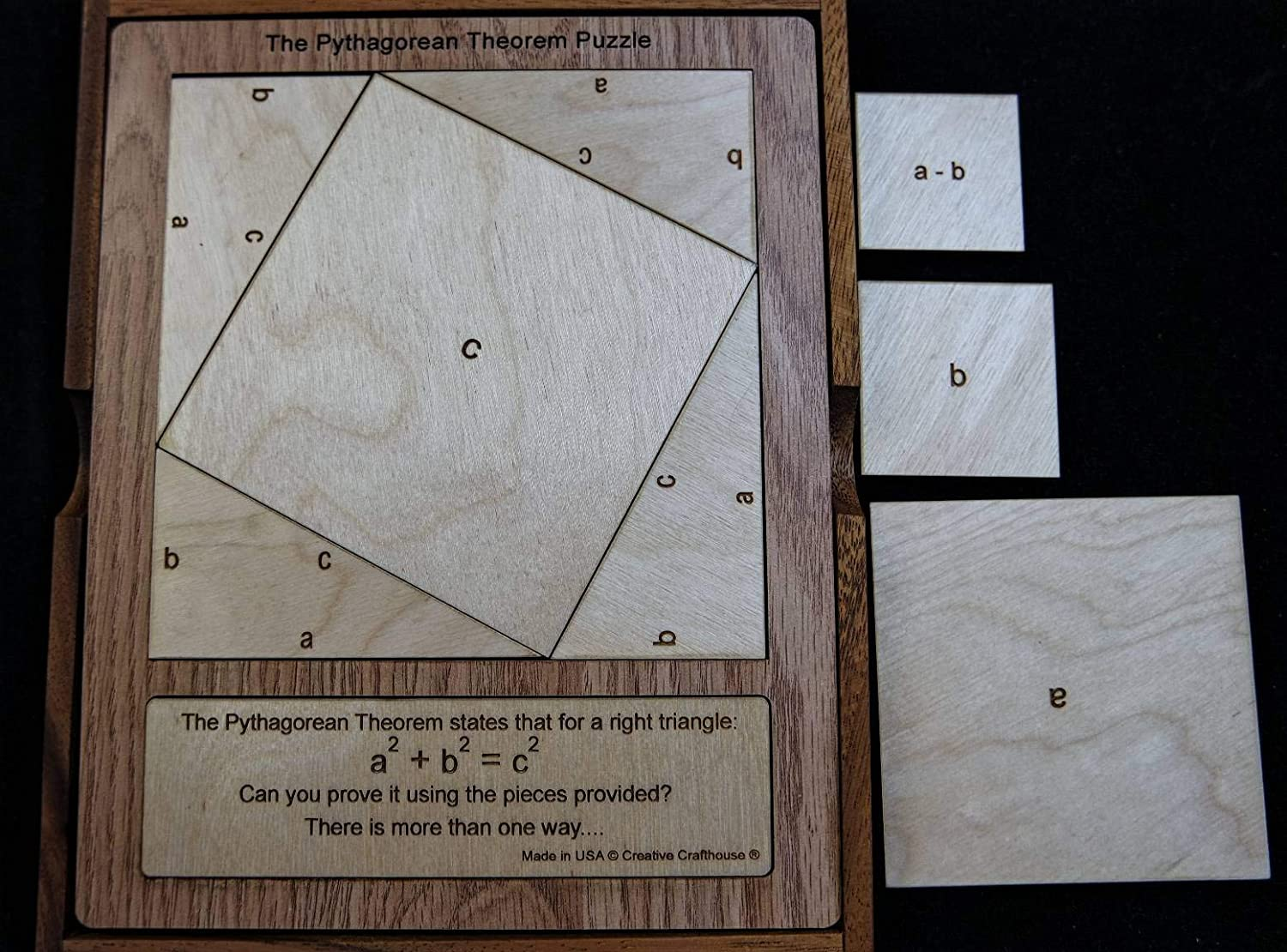 The Pythagorean Theorem Puzzle