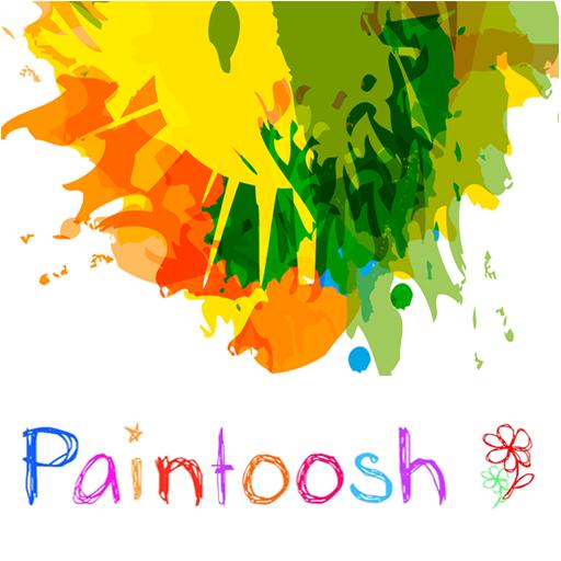 Paintoosh - Draw Paint & Color