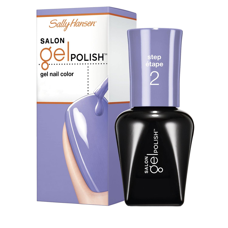 Amazon.com : Sally Hansen Salon Pro Gel Starter Kit, Wine
