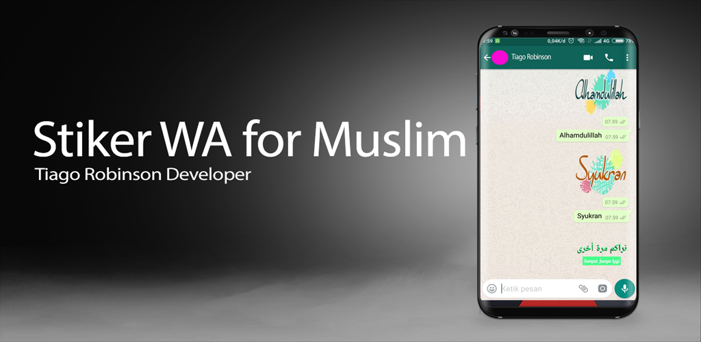 Amazon Com Stiker Wa For Muslims Appstore For Android