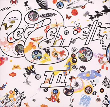 Led Zeppelin III - Edición Deluxe Remasterizada, 180 Gramos : Led ...