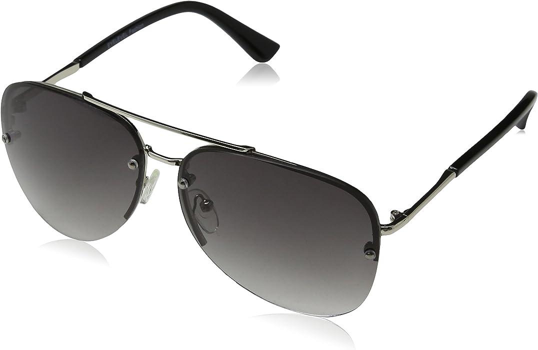 136dddb2792d Eyelevel Men's Perth Sunglasses, Black/Grey Gradient, 60: Amazon.co.uk:  Clothing