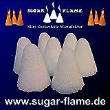 50 Stück Zuckerhütchen natural zum flambieren Feuerzangenbowle
