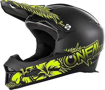 ONeal Fury RL Maui Casco Bicicleta, Hombre: Amazon.es: Deportes y ...