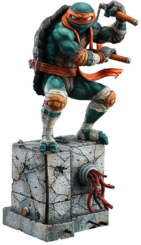 Teenage Mutant Ninja Turtles Michelangelo PVC Figure