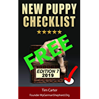 NEW PUPPY CHECKLIST (New Dog Series Book 1)