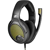 DROP + Sennheiser PC38X Gaming Headset — Noise-Cancelling Microphone with Over-Ear Open-Back Design, Velour Earpads…