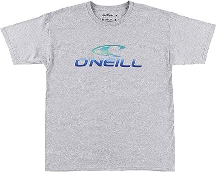ONeill - Camiseta para hombre Gris Gris jaspeado medio. XXL: Amazon.es: Ropa y accesorios