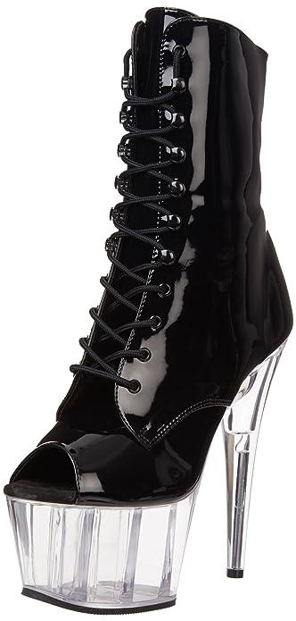 0d0db55786a Amazon.com  Pleaser Women s Adore-1021 Boot  Shoes